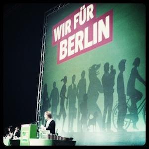 Katrin Schmidberger, Bewerbungsrede für das Berliner Abgeordnetenhaus 2011